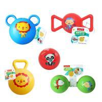 婴儿玩具0-1岁宝宝手抓球新生儿小皮球幼儿手摇铃3-6-12个月 抖音