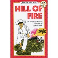 #Hill of Fire(I Can Read,Level 3)火之山 [4-8岁]