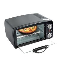 5P5 电烤箱家用 双层烘焙 蛋糕披萨迷你小型