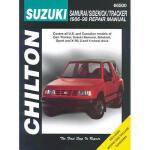 【预订】Suzuki Samurai, Sidekick, and Tracker, 1986-98