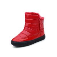 20190120070535203儿童雪地靴2018冬季新款韩棉靴加绒男童短靴保暖冬鞋加厚女童靴子