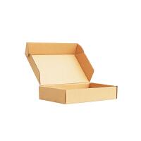100个/组 整捆特硬飞机盒纸箱快递内衣服装包装盒批发现货定做 P1 ◆ 40x32x8 (特硬KK)