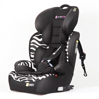 儿童安全座椅9个月-12岁isofix硬接口汽车用宝宝婴儿坐椅