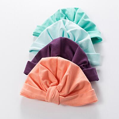 春秋冬男婴儿帽子3个月新生儿百搭纯色套头胎帽1岁儿童女宝宝帽子 发货周期:一般在付款后2-90天左右发货,具体发货时间请以与客服协商的时间为准