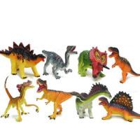 哥士尼儿童恐龙玩具变形恐龙蛋玩具套装拼装蛋模型恐龙变形蛋男孩 拼装蛋B套装