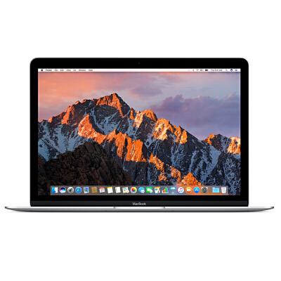 Apple MacBook 12英寸笔记本电脑 M3/8G/256G/银色 MNYH2CH/A可使用礼品卡支付 国行正品 全国联保