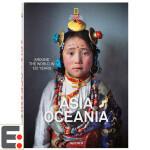 摄影作品画册集 摄影图书籍 国家地理环游世界之亚洲和大洋洲 National Geographic