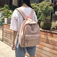 女背包女士背包小背包尼龙双肩包包包女2018新款韩版原宿软皮双肩包女高中学生书包背包潮