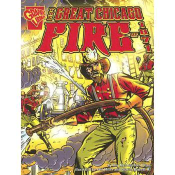 【预订】The Great Chicago Fire of 1871 预订商品,需要1-3个月发货,非质量问题不接受退换货。