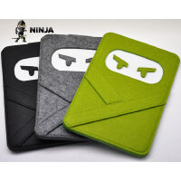 苹果平板电脑 iPad Air 一代 二代 缓冲包 羊毛毡 内胆包 保护套