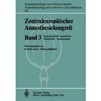 【预订】Zentraleuropaischer Anaesthesiekongress: Experimentelle
