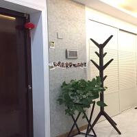 定制创意客厅ins背景墙贴纸照片墙贴展示墙贴室内装饰旧房门贴纸