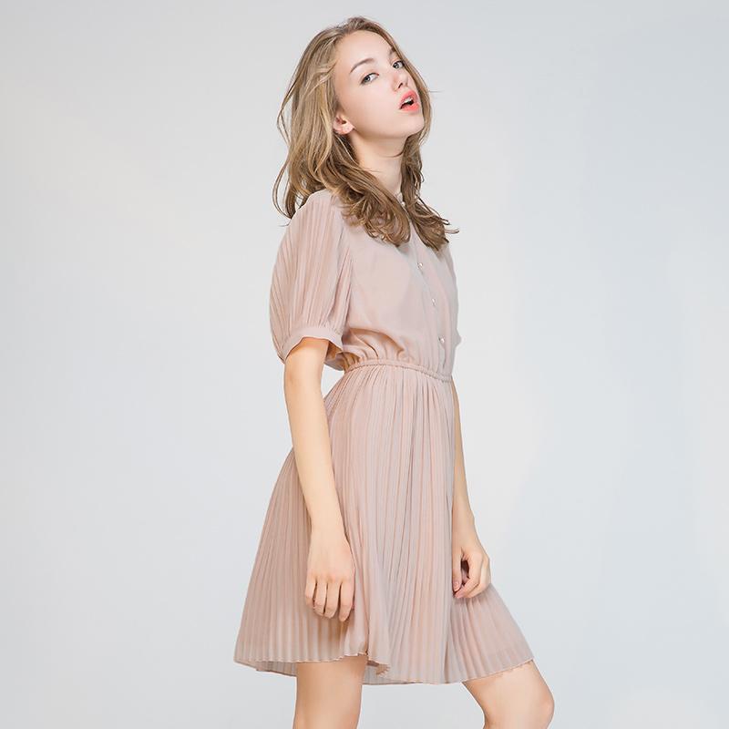 拉谷谷连衣裙