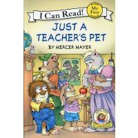 英文绘本 原版进口 Little Critter: Just a Teacher's Pet小怪兽:老师的宠儿