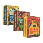 (198减40)【镂空设计】Dinoblock/Cityblock/Buildablock (Alphablock)造