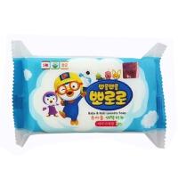 啵乐乐韩国进口婴幼儿洗衣皂200g