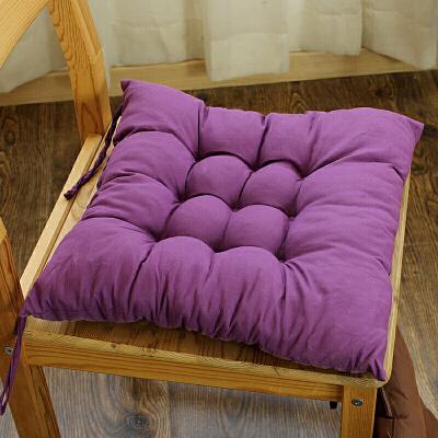 磨毛椅垫方形加厚坐垫学生软坐垫办公室坐垫沙发垫  37*37(正负2)cm 加厚秋冬被芯、暖冬套件、床垫、电热水暖毯直降,更多优惠请携商品直接咨询小店客服~