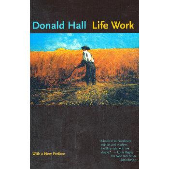 LIFE WORK(ISBN=9780807071335) 英文原版