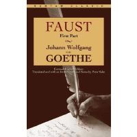 现货英文原版 FAUST浮士德 Johann Wolfgang von Goethe歌德
