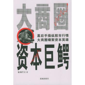 大商圈·资本巨鳄(pdf+txt+epub+azw3+mobi电子书在线阅读下载)