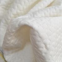 防水隔尿垫棉婴儿床笠婴童床上用品儿童床单床罩定制 白色