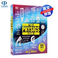 英文原版 物理百科 The Physics Book DK科普百科 儿童英语少儿科学启蒙读物