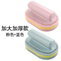 【支持礼品卡】3个装海绵擦厨房清洁布强力去污刷浴缸刷水池刷瓷砖刷洗锅刷in3