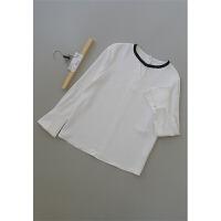 [5-104]新款女士打底衫女装雪纺衫0.32