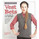 【预订】Vest Bets: 30 Designs to Knit for Now Featuring 220 Sup