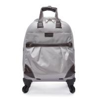拉杆包双肩旅行包手提旅行袋多功能大容量商务旅游出差行李袋背包 中