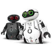 小胖 儿童男女孩玩具电动遥控跳舞对话迷宫机器人