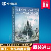 现货英文原版 狮子、女巫和魔衣橱 儿童故事书The Lion, The Witch, and The Wardrobe