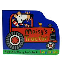 进口原版Maisy's Tractor 梅西的拖拉机 [纸板书] [0-5岁]