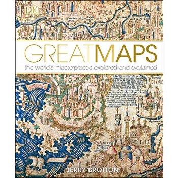 英文原版 Great Maps