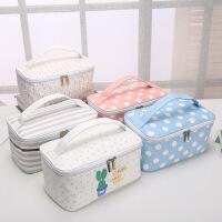 韩国洗漱包多功能旅行化妆包户外收纳包女士帆布包