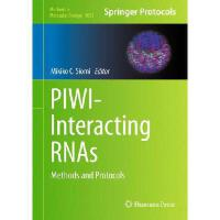 【预订】Piwi-Interacting Rnas: Methods and Protocols