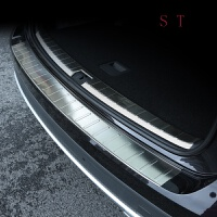 后备箱护板专用于大众途昂后护板门槛条迎宾踏板汽车改装配件