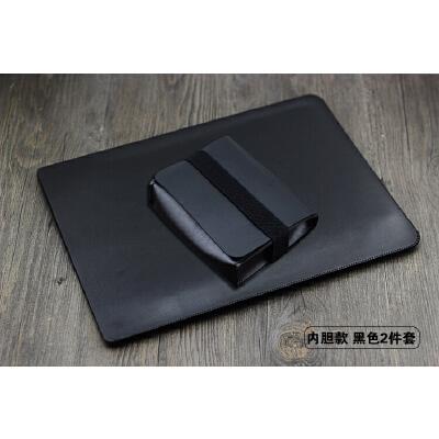 微软平板电脑包保护套new surface pro4 pro6 pro5内胆包3 皮套袋 内胆款 黑色2件 不清楚型号的可以问客服拍下备注型号