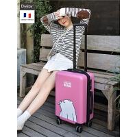 20寸登机箱24行李箱旅行拉杆箱女小清新学生男万向轮
