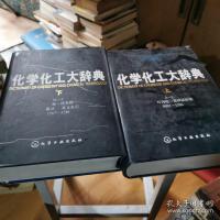 正版现货 化学化工大辞典(上下)