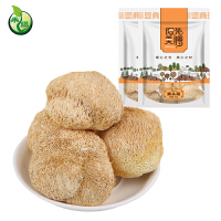 阳光美膳 猴头菇 160g*2袋 干货特产 山珍菌菇新鲜猴头菌