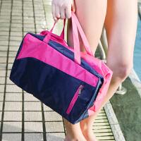 游泳包海边用品装备干湿分离手提包男女泳衣收纳袋