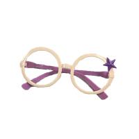 20180520235557172儿童眼镜框可爱无镜片男女童宝宝卡通演出眼镜架小孩眼镜框架