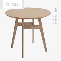 ZUCZUG美式复古餐厅椅酒店咖啡厅餐椅北欧简约实木桌椅定制肯尼迪总统