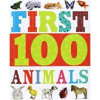 【预订】First 100 Animals