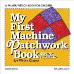 【预订】My First Machine Patchwork Book: Sewing Projects