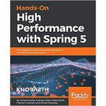【预订】Hands-On High Performance with Spring 5 9781788838382