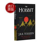 【现货】英文原版 霍比特人(经典文学版)The Hobbit 英版 同名电影原著 J.R.R. Tolkien 托尔金