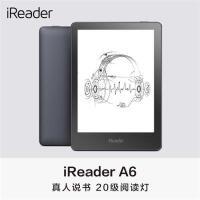 掌阅ireader A6电纸书听书6英寸电子书墨水屏有声读书小说识字PDF便携式学生 电子书阅读器