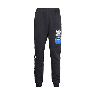 Adidas阿迪达斯 2017新款男子三叶草运动休闲长裤 BQ0890